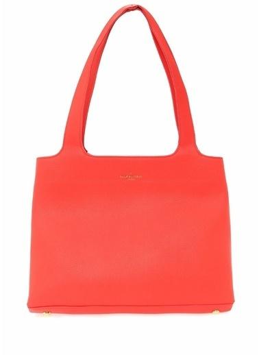 Paul'S Boutique Clutch / El Çantası Kırmızı